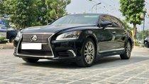 Bán Lexus LS 460 Model 2014, ĐK lần đầu 2016, màu đen, xe nhập. LH: 0905098888 - 0982.84.2838