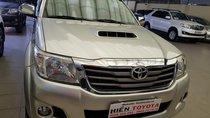 Bán Toyota Hilux 3.0G đời 2014, màu kem (be), nhập khẩu giá cạnh tranh