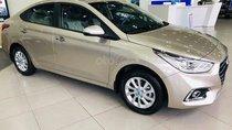 Bán ô tô Hyundai Accent 2019, màu cát, giá tốt