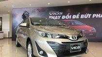 Giá xe Toyota Vios 1.5G 2019 mới nhất, giảm sập sàn, hỗ trợ trả góp, chi tiết LH ngay 0963292963