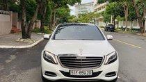 Cần bán xe Mercedes S400 năm 2016, màu trắng