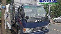 Bán xe tải JAC 2T4 thùng dài 4m4 đời 2019 động cơ Isuzu