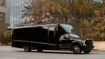 Đột nhập 'ngôi nhà di động' mạ vàng 24k siêu sang của hãng độ xe Mỹ Lexani