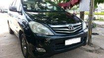 Bán xe Toyota Innova G đời 2007 tại Đà nẵng, màu đen, 300tr