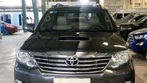 Bán Toyota Fortuner MT 2016, xe bán tại hãng Western Ford có bảo hành