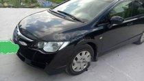 Bán xe Honda Civic 1.8 MT 2008, màu đen