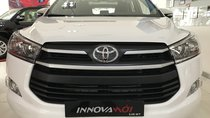 Bán Toyota Innova số tay, mới 100%, đời 2019, màu trắng. Có xe giao ngay