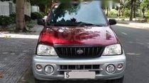 Xe Daihatsu Terios 1.3 4x4 MT sản xuất năm 2003, màu đỏ