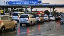 Bộ GTVT đề xuất cấm các phương tiện chưa dán thẻ đi vào các làn thu phí