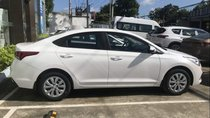 Cần bán Hyundai Accent sản xuất 2019, màu trắng, tiện nghi, êm ái
