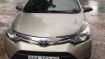 Bán Toyota Vios G số tự động, đời 2017, bảo hiểm thân vỏ 12/2019