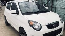 Bán Kia Morning năm 2012, màu trắng, nhập khẩu, xe đẹp mâm vỏ còn mới