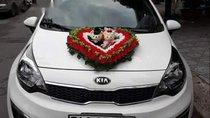 Bán xe Kia Rio đời 2016, màu trắng, nhập khẩu, giá 380tr