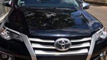 Bán Toyota Fortuner 2017 nhập Indo, màu đen full phụ kiện, odo 60.000km