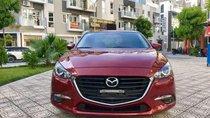 Bán Mazda 3 1.5  AT sản xuất năm 2017, màu đỏ, nhập khẩu, xe đẹp
