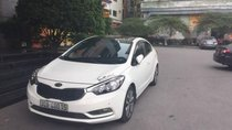 Bán Kia K3 năm sản xuất 2014, màu trắng, xe mới nguyên bản