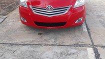 Bán Toyota Vios E MT năm 2011, màu đỏ, giá chỉ 312 triệu