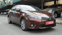 Cần bán xe Toyota Corolla altis sản xuất năm 2014, màu nâu