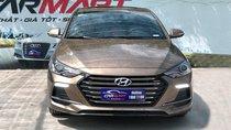 Cần bán Hyundai Elantra Tubor Sport 1.6 AT năm 2018, màu nâu
