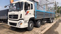 Bán xe tải nâng 4 chân Hoàng Huy Dongfen, nhập khẩu giá cạnh tranh 2019