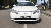 Cần bán lại xe Hyundai Elantra MT 1.6 đời 2012, màu trắng, xe nhập