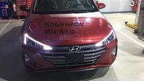 Bán Hyundai Elantra Facelift đời 2019, màu trắng, giá chỉ 580 triệu, giảm 10tr tiền mặt Mr Tùng 0914700330