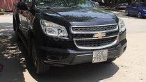 Bán Chevrolet Colorado đời 2015, màu đen, xe nhập