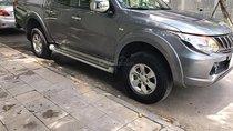 Cần bán lại xe Mitsubishi Triton sản xuất 2017, màu bạc, xe nhập