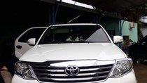 Bán Toyota Fortuner TRD đời 2015 máy xăng, màu trắng, bao kiểm tra tại hãng