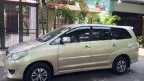 Cần bán Toyota Innova 2012, xe gia đình còn zin, biển số đẹp