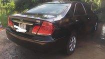 Cần bán gấp Toyota Camry năm sản xuất 2005, màu đen
