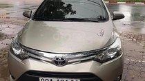 Cần bán Toyota Vios 1.5G đời 2017 số tự động