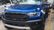 Bán Ford Ranger Raptor nhập khẩu nguyên chiếc Thailand, màu trắng, giao ngay có KM