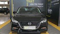 Cần bán xe Mazda 3 Facelift 1.5AT đời 2018, màu đen, 628 triệu