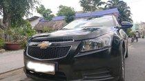 Cần bán Chevrolet Cruze LS 1.6MT đời 2011, màu đen, xe nhập