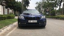 BMW 5 Series 520i năm sản xuất 2016, màu xanh lam, nhập khẩu