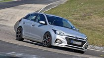 Hyundai i20 2020 chuẩn bị ra mắt cuối năm nay mang dáng vóc như Elantra