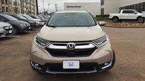 Triệu hồi xe Honda CR-V để thay chốt an toàn trên cần số