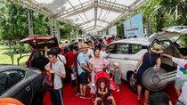 Hội chợ Oto.com.vn lớn nhất miền Bắc thành công khép lại với 2.000 lượt khách tham dự