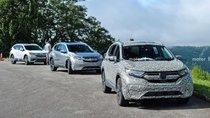 Honda CR-V 2020 facelift lần đầu xuất hiện