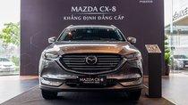 Bán ra chưa được 1 tuần, Mazda CX-8 đạt gần 400 xe giao khách hàng