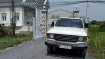 Bán gấp Toyota Land Cruiser đời 1981, màu trắng, nhập khẩu