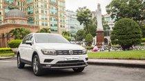 Bán Volkswagen Tiguan Allspace đời 2019, màu trắng, nhập khẩu