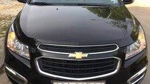 Bán xe Chevrolet Cruze đời 2016, màu đen, chính chủ, giá tốt