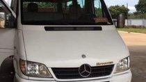 Cần bán lại xe Mercedes sản xuất 2008, màu trắng, xe hoạt động tốt