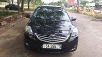 Cần bán Toyota Vios E 2009, màu đen, giá tốt