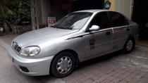 Bán xe cũ Daewoo Lanos sản xuất năm 2002, màu bạc