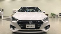 Hyundai Accent 2019 giảm sâu, giá tốt nhất HN. Mua xe trả góp 85%, mua xe chỉ với 150 triệu