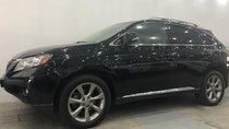 Bán xe Lexus RX350 2011, màu đen, xe nhập