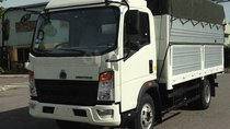 Bán xe tải Sinotruck 6 tấn, sản xuất 2017